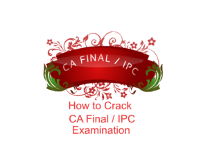 crack ca final exam
